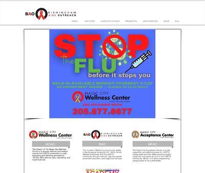 STD Testing at Birmingham AIDS Outreach