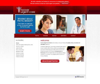 STD Testing at Hoover Urgent Care