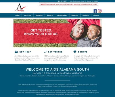 STD Testing at AIDS Alabama South