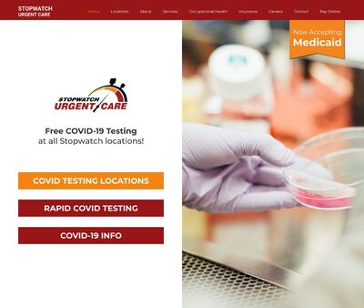 STD Testing at Stopwatch Urgent Care