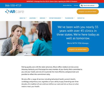 STD Testing at ARcare