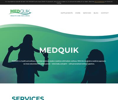 STD Testing at MedQuik
