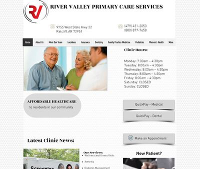 STD Testing at River Valley Primary Care Services