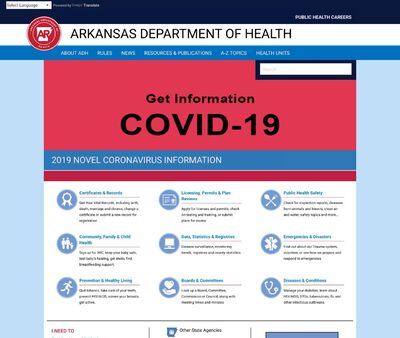 STD Testing at Garland County Health Department