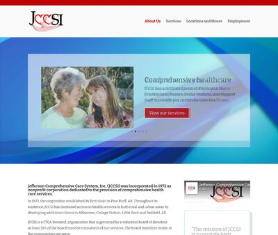 STD Testing at Jefferson Comprehensive Care Systems Incorporated (Open Hands Clinic)