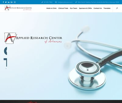 STD Testing at Applied Research Center & Walk-in Clinic