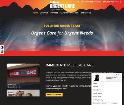 STD Testing at Bullhead Urgent Care