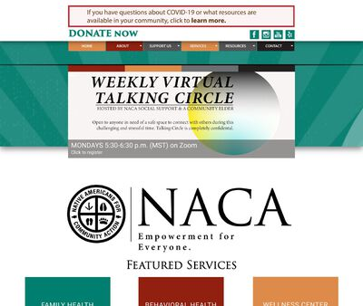 STD Testing at NACA Inc. - Family Health Center