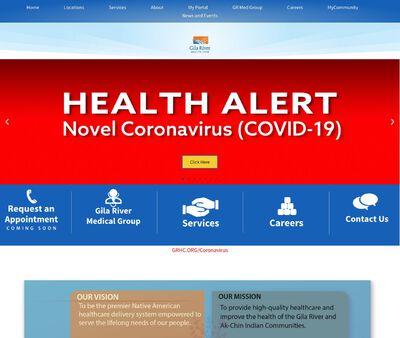 STD Testing at Gila River Health care