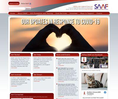 STD Testing at Southern Arizona AIDS Foundation