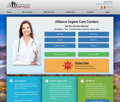 STD Testing at Alliance Urgent Care
