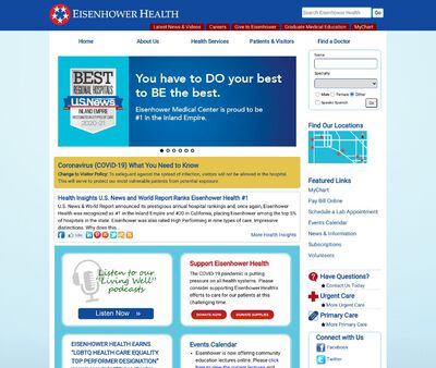 STD Testing at Eisenhower Sexual Health Clinic