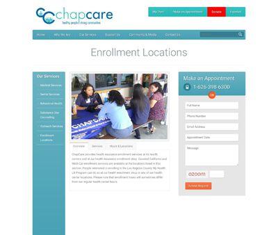 STD Testing at ChapCare,Lime Health Center
