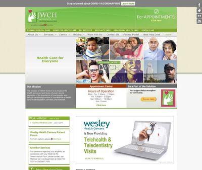 STD Testing at JWCH Institute