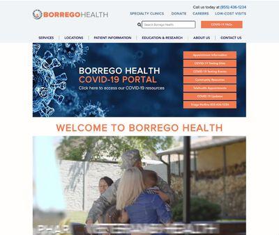 STD Testing at Borrego Health Foundation