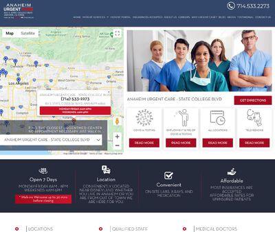 STD Testing at Anaheim Urgent Care – State College Blvd