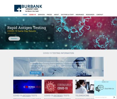STD Testing at Burbank Urgent Care