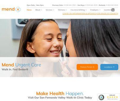 STD Testing at Mend Urgent Care