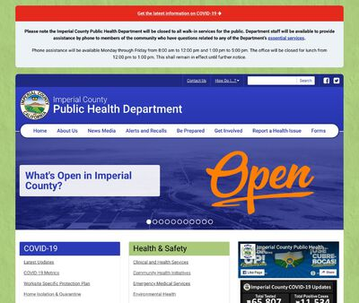 STD Testing at Imperial County Public Health Department