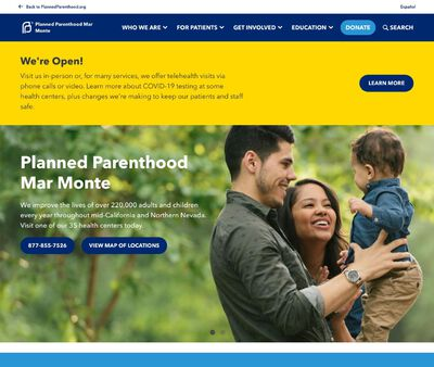 STD Testing at Planned Parenthood Mar Monte, San Jose Health Center