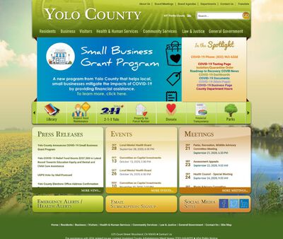 STD Testing at Yolo County Health And Human Services Agency