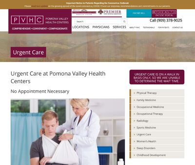 STD Testing at PVHC - Chino Hills Crossroads - Urgent Care