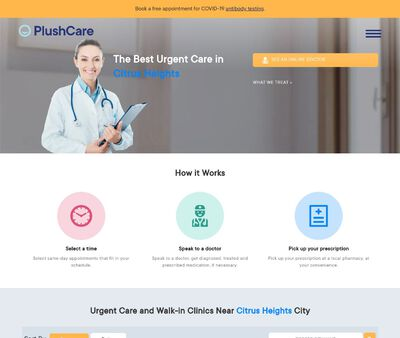 STD Testing at Plush Care