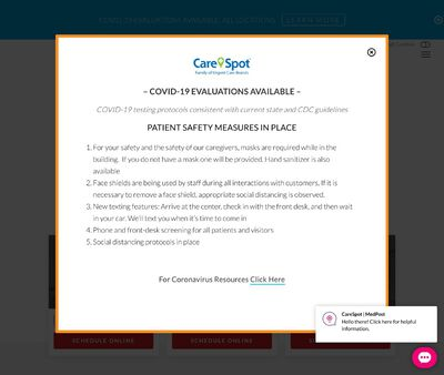 STD Testing at MedPost Urgent Care of Lakewood