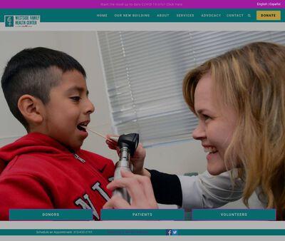 STD Testing at Westside Family Health Center, West Los Angeles Satellite Site