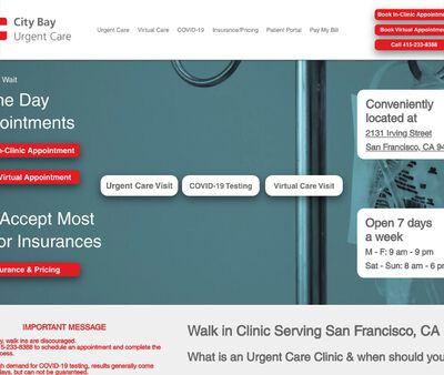 STD Testing at City Bay Urgent Care