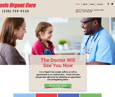 STD Testing at Davis Urgent Care