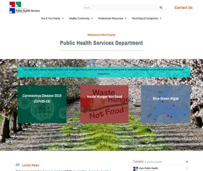 STD Testing at Kern County Public Health Department