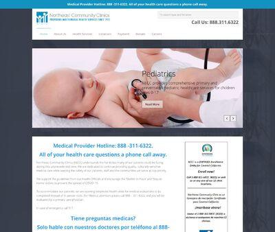 STD Testing at Northeast Community Clinic (Community Medical Alliance)