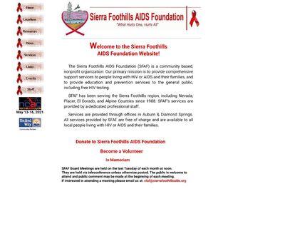 STD Testing at Aids Foundation Sierra