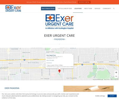 STD Testing at Exer Urgent Care Pasadena