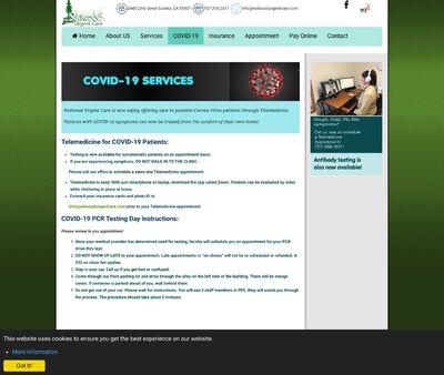 STD Testing at Redwood Urgent Care