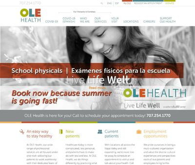 STD Testing at OLE Health