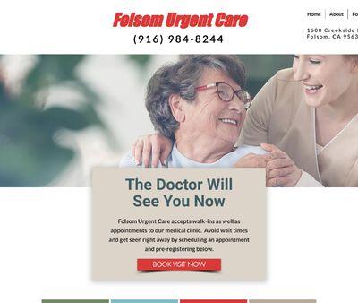 STD Testing at Folsom Urgent Care