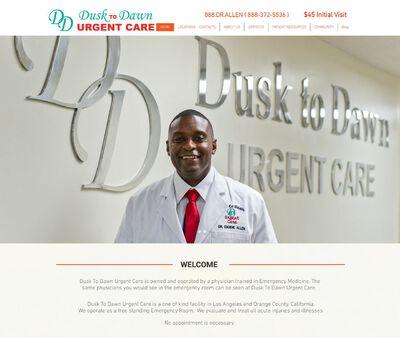 STD Testing at Dusk to Dawn Urgent Care