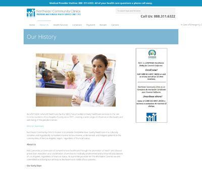 STD Testing at Northeast Community Clinics (NECC)