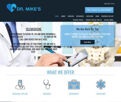 STD Testing at Dr. Mike's Walk-In Clinic
