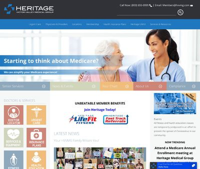 STD Testing at Heritage Victor Valley Medical Group