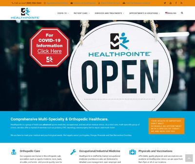 STD Testing at HealthPointe Medical Clinics