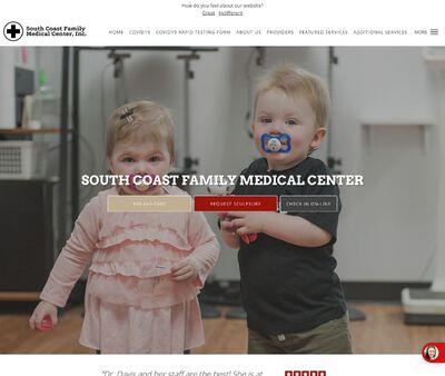 STD Testing at South Coast Family Medical Center, Inc.