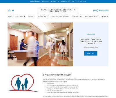 STD Testing at Bartz-Altadonna Community Health Cente