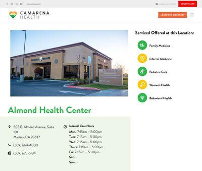 STD Testing at Almond Health Center