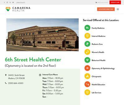 STD Testing at 6th Street Health Center