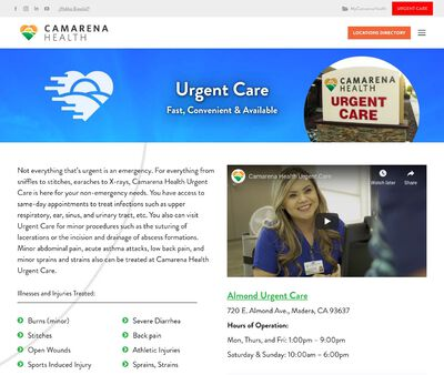 STD Testing at Urgent Care at Camarena Health