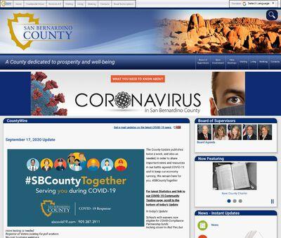 STD Testing at San Bernardino County Public Health Clinics