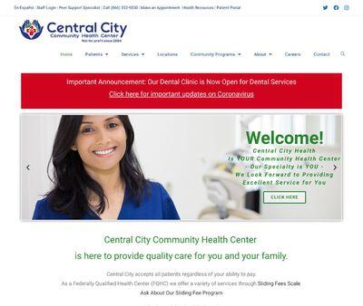 STD Testing at Central City Community Health Center - El Monte